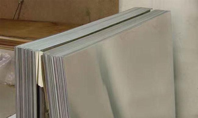 Magnezyum CNC Plaka